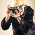 portrait of photographer Sharah Smith